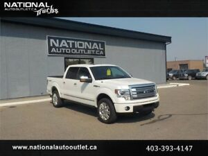 2013 Ford F-150 Platinum 6.2 V8 Exhaust Cold Air