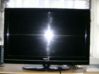 Toshiba 22inch Flat Screen HD TV With Remote Control