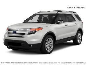 2015 Ford Explorer XLT W/ Leather, 4WD, Bucket Seats