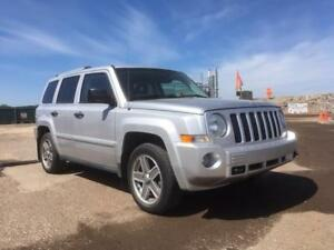 2007 Jeep Patriot Limited AWD SUV -3MTH WARRANTY! CALL NOW!
