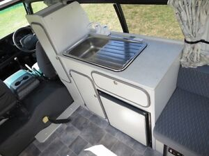 Toyota Hiace Camper – IMMACULATE – LARGE LOUNGE/BED Glendenning Blacktown Area Preview