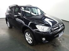 2013 Toyota RAV4 GSA33R 08 Upgrade SX6 Ebony 5 Speed Automatic Wagon Albion Brimbank Area Preview