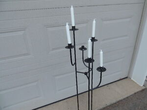 Nice candle stand for home outdoor deck very unique