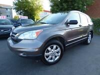 2010 HONDA CR-V LX AWD (AUTOMATIQUE, 136,000 KM, MAGS, FULL!!!)