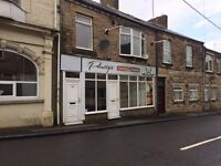 SHOP TO LET, DERWENT STREET, 965 SQ FT, AVAILABLE IMMEDIATELY WITH NEW LEASE
