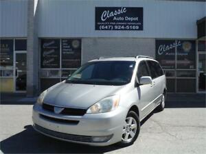2004 Toyota Sienna LE**DRIVES GREAT**