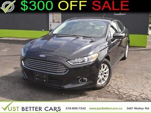 2015 FORD FUSION S - OWN FOR $50/week