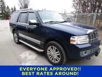 2007 Lincoln Navigator Ultimate Barrie Ontario Preview