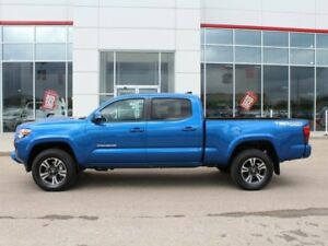 2018 Toyota Tacoma TRD SPORT DOUBLE CAB 4X4