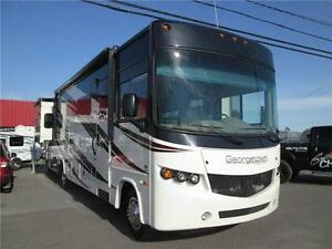 Motorisé classe A Forest River Georgetown 329DS 2014