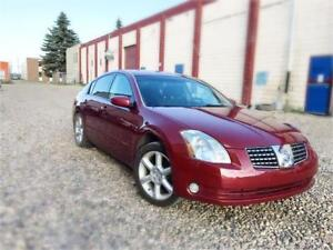 2006 NISSAN MAXIMA 3.5 SE - FINANCING AVAILABLE
