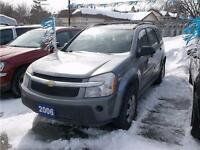 2006 CHEVROLET EQUINOX LS !!! WOW WOW ONLY !!! $1999 !!!