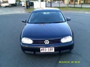 2003 Volkswagen Golf 5 Speed Manual Hatchback Woodridge Logan Area Preview