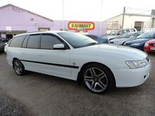2002 Holden Commodore VY Acclaim White 4 Speed Automatic Wagon North St Marys Penrith Area Preview
