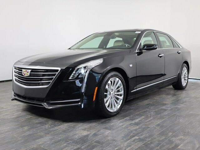 Off Lease Only 2017 Cadillac CT6 2.0L Turbo RWD Turbocharged Gas I4 2.0L/122