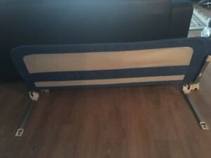Kids bed two sides rails. AVAILABLE