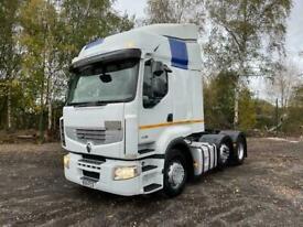 Renault Premium 460 6x2 Midlift Tractor Unit