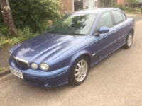 Jaguar X type diesel. A very clean example of this popular vehicle 12 months MOT
