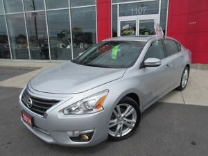 2014 NISSAN ALTIMA 3.5 SL TECH PKG NAVIGATION BOSE AUDIO 360 CAM