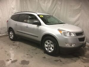 2012 Chevrolet Traverse LS- REDUCED! REDUCED! REDUCED!