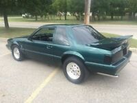 1992 mustang 5.0L 5spd coupe