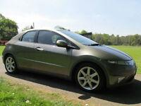 2008 (57) Honda Civic 2.2i-CTDi EX ***FINANCE ARRANGED***