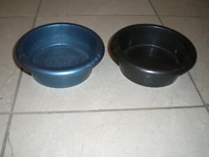 Two Cat / Dog Water Bowls