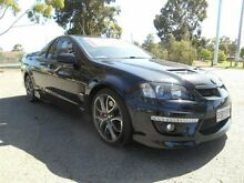 2010 Holden Special Vehicles Maloo E2 Series R8 Black 6 Speed Manual Utility Nailsworth Prospect Area Preview