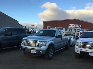 2011 FORD F-150 XLT ECOBOOST