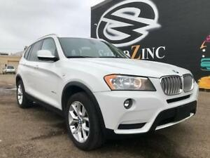 2011 BMW X3 NAVI*PANO ROOF*Back up cam*Parking assist