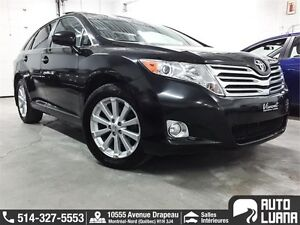 2009 Toyota Venza LIMITED 4WD/PANO/CUIRE/CAM/EXCELLENT CONDITION
