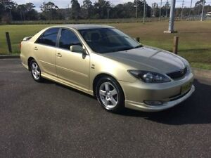 2003 Toyota Camry ACV36R Sportivo Gold 4 Speed Automatic Sedan West Gosford Gosford Area Preview