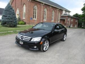 2010 Mercedes-Benz C350 - CLEAN CAR - ONLY 96K - CERTIFIED
