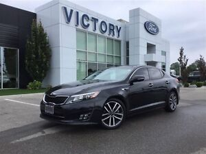 2014 Kia Optima SX Turbo, Navigation, Pano Roof, Loaded!