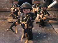 Playmobil Custom Us.pfc.2nd Raider Battalion (makin Island-1942) Ref-0187 Bis -  - ebay.es