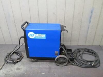 Miller Millermatic 300 Mig Welder Welding Power Source Wwire Feeder