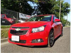 2014 CHEVROLET CRUZE RS**AUTO**POWER PACKED*REVERSE CAM & MORE!