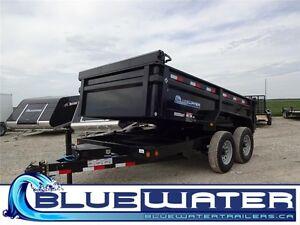 2017 Load Trail 7 Ton Dump 83 x 12!! WITH SCISSOR HOIST!!