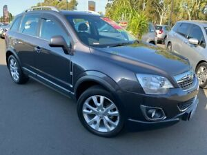 2014 Holden Captiva CG MY14 5 AWD LTZ Dark Grey 6 Speed Sports Automatic Wagon East Bunbury Bunbury Area Preview