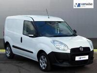 2013 Fiat Doblo Cargo 16V MULTIJET SWB Diesel white Manual