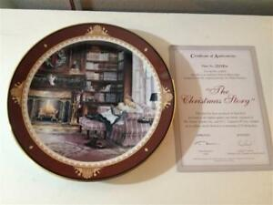 Trisha Romance collectible plates