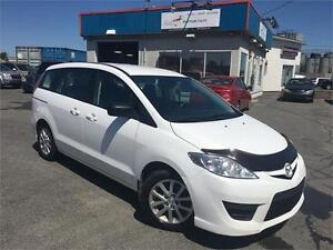 MAZDA 5 2010 AC/MAGS/6 PASSAGERS/4 CYL/2,3L/CRUISE CNTROL/PROPRE