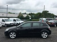 Vauxhall Astra SRI 1.9 Diesel year 2008 12 Months MOT&Full History Service