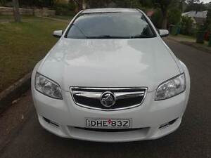 2012 Holden Commodore Wagon Chatswood Willoughby Area Preview