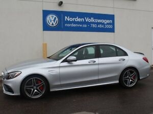 2017 Mercedes-Benz C-Class C63 S AMG - FULLY LOADED