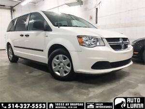 2012 Dodge Grand Caravan STOWnGO / CONDITION IMPECCABLE!