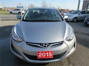 2015 Hyundai Elantra GL, Heated Seats, Bluetooth, Low kms Kingston Kingston Area image 3