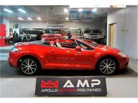 2011 Mitsubishi Eclipse GT-P Manual Two tone very clean!!!