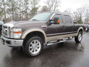 Parting Ford F-250