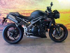 2019 Triumph SPEED TRIPLE RS 1050 Road Bike 1050cc Tempe Marrickville Area Preview